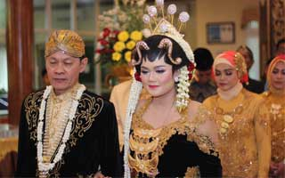 Wedding di Graha Bhima Sakti Pancoran