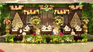 Wedding di Masjid Shodri Cakung