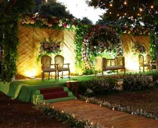 Wedding di Museum Perangko