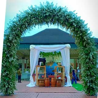 Wedding di Museum Perangko