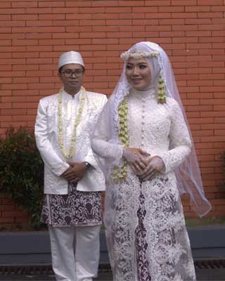 Wedding di BAPRA Cilandak