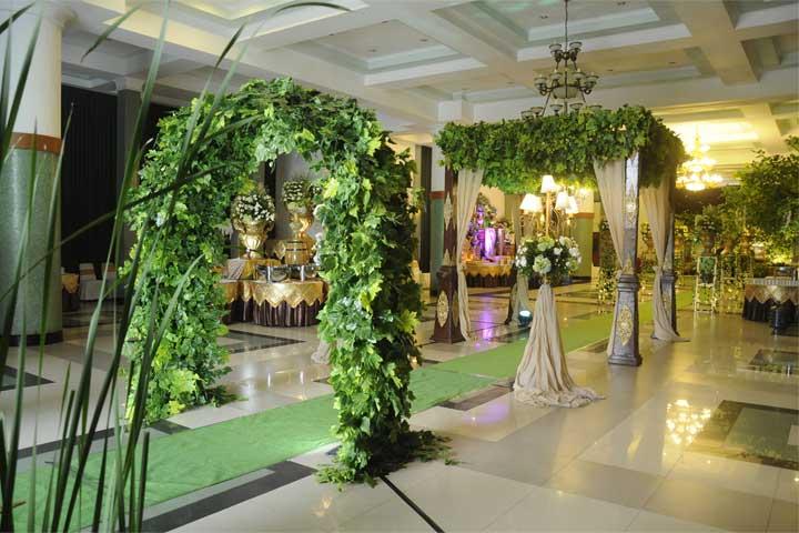 Wedding di Masjid Baitussalam