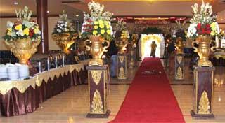 Wedding di Graha Bhima Sakti Pancoran