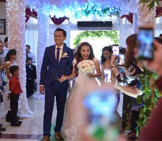 Wedding di Graha Bhima Sakti