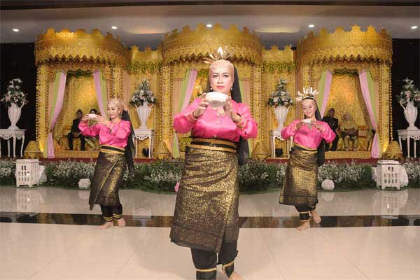 Wedding di Graha Zeni