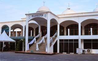 Masjid Baiturrahman Duren Sawit