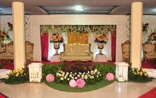 Wedding di Masjid Baiturrahman