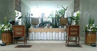 Wedding di Villa Azila